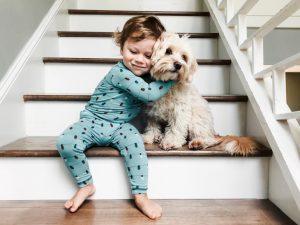 Beneficios de crecer con animales