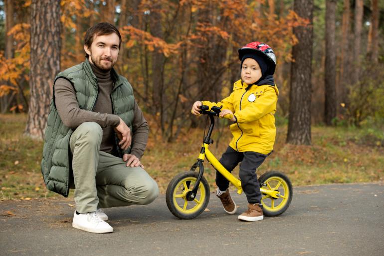 Cómo elegir la bicicleta de tu hijo