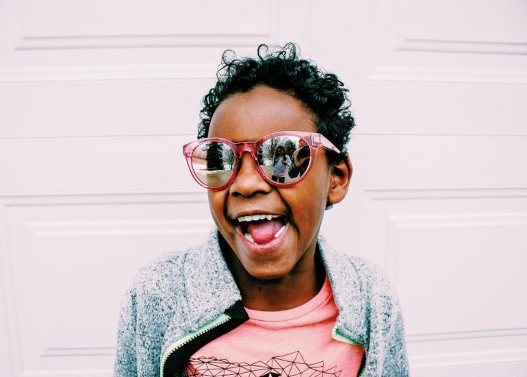 Cómo hacer mejores fotos a los niños