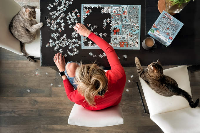 Consejos para montar un puzzle