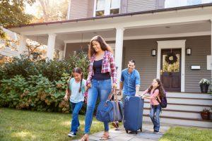 Consejos para viajar con niños
