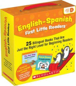 INGLES ESPAÑOL FIRST LITTLE READERS