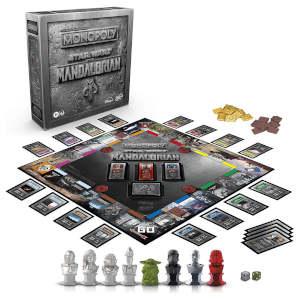 Juego de mesa Monopoly Mandalorian edition