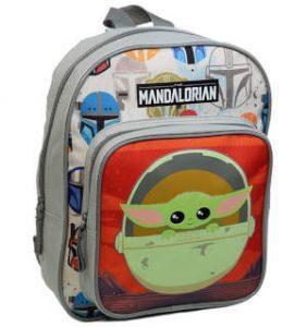 Mini mochila Baby Yoda Star Wars The Mandalorian