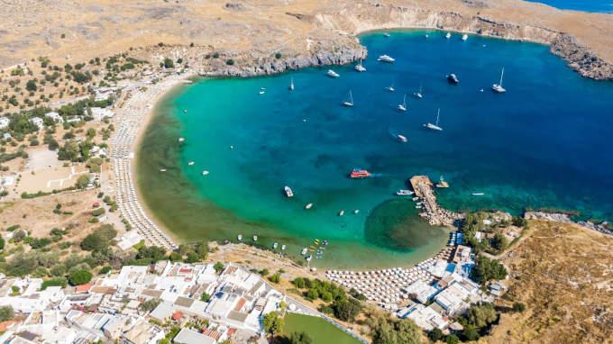 Visitar Grecia en familia