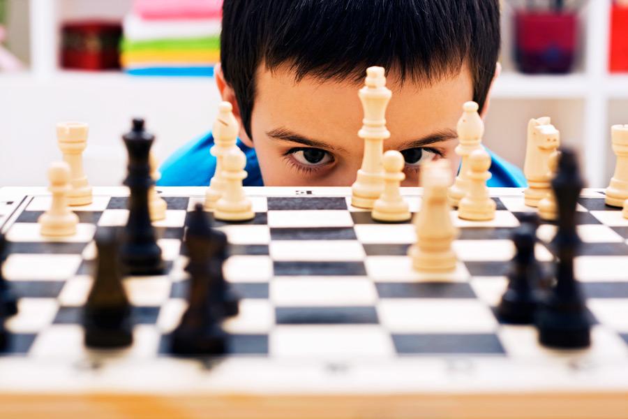 beneficios ajedrez niños