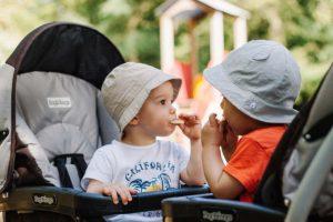carrito de bebe doble