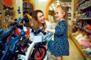 consejos antes de comprar una bici para niños