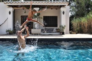 consejos para construir tu propia piscina