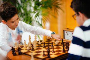 consejos para enseñar ajedrez a los niños