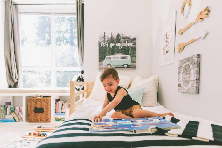 decoración habitacion niño