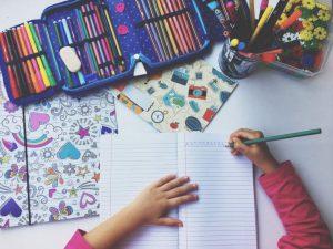 escritorio habitacion infantil