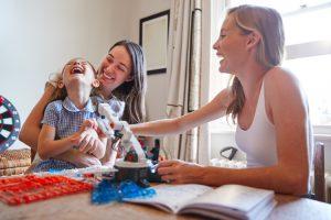 formas de pasar tiempo con tu familia