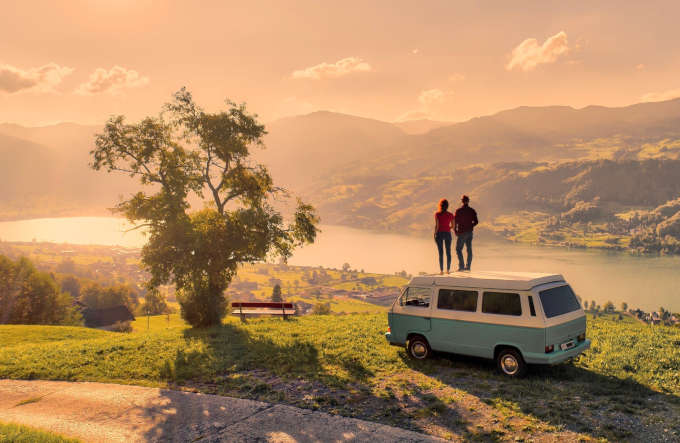 guía completa para vivir en una furgoneta camper