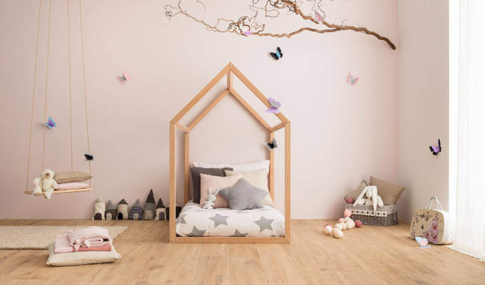 habitación Montessori