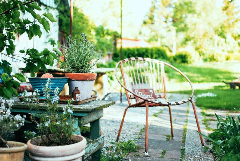 ideas de diseño de jardines