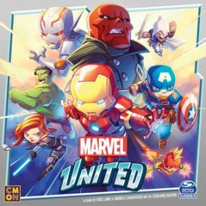juego cooperativo marvel united