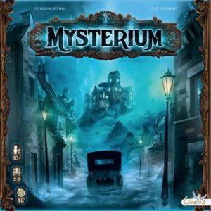 juego cooperativo mysterium