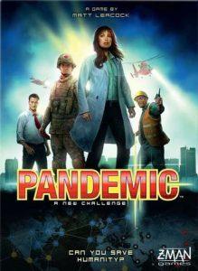 juego cooperativo pandemic