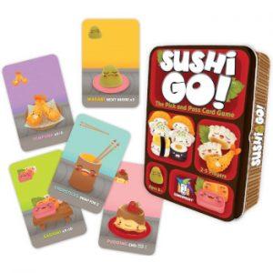 juego de comida sushi go