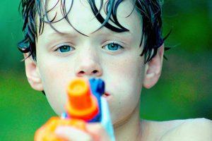 juegos de agua para niños y adultos