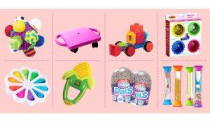 juguetes sensoriales que son