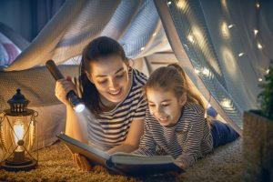 motivar a tu hijo para que lea