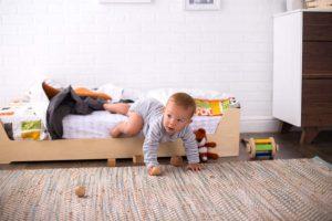 que es una cama montessori