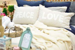 ropa de cama para una habitacion de invitados